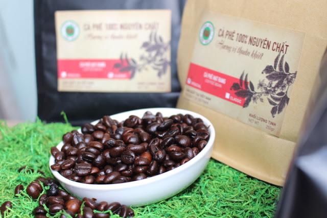Chuyên cà phê rang xay nguyên chất ở Quận1